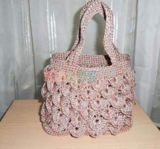 Мастер-класс: Как связать летнюю сумку для девочки