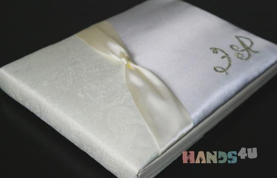 Купить книга пожеланий, Гостевые книги, Свадебные аксессуары, Свадебный салон ручной работы. Мастер   (Yasenka) .