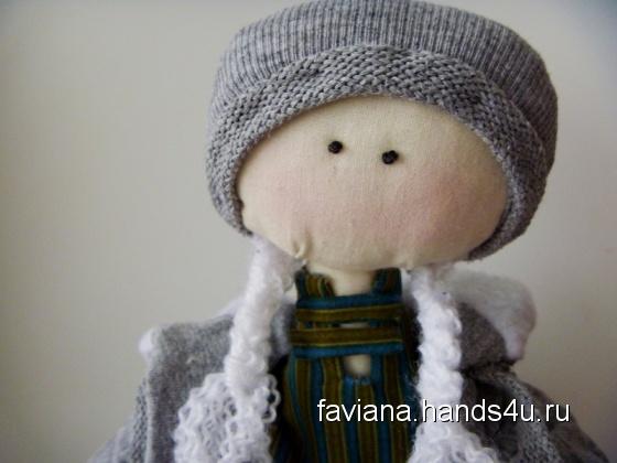 Купить Kristin, Текстильные, Человечки, Куклы и игрушки ручной работы. Мастер Татьяна Виноградова (Faviana) . авторская кукла