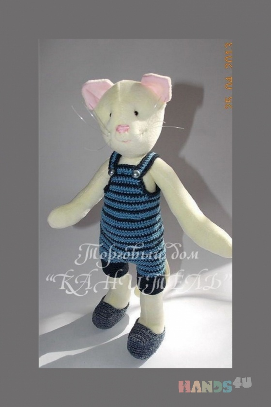 Купить Кот-рыболов, Куклы Тильды, Куклы и игрушки ручной работы. Мастер Екатерина  (Kanitell) . кукла