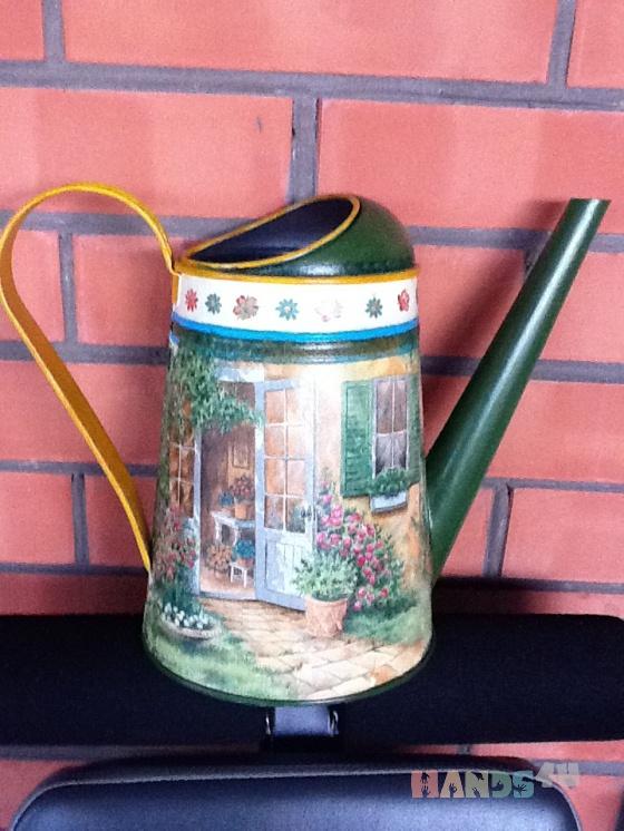 Купить лейкацветущий сад , Для дома и интерьера ручной работы. Мастер ольга харченко (OLGA-65) . авторская работа