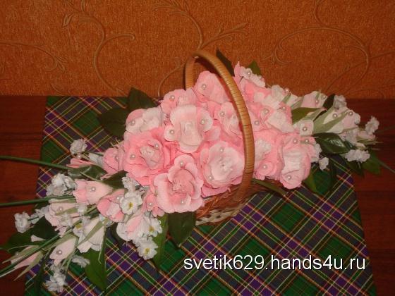 Купить Сладкие букеты, Сувениры и подарки ручной работы. Мастер Светлана Матвеева (Svetik629) .