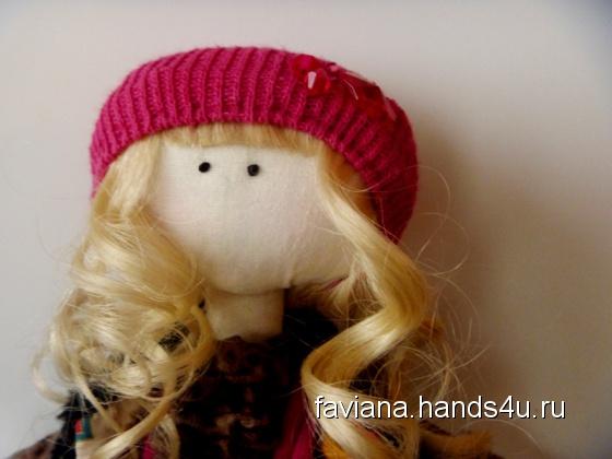 Купить Jud, Куклы и игрушки ручной работы. Мастер Татьяна Виноградова (Faviana) . авторская кукла