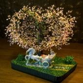 Подарки к праздникам ручной работы.  Hands4U - ручная работа Свадебное дерево.