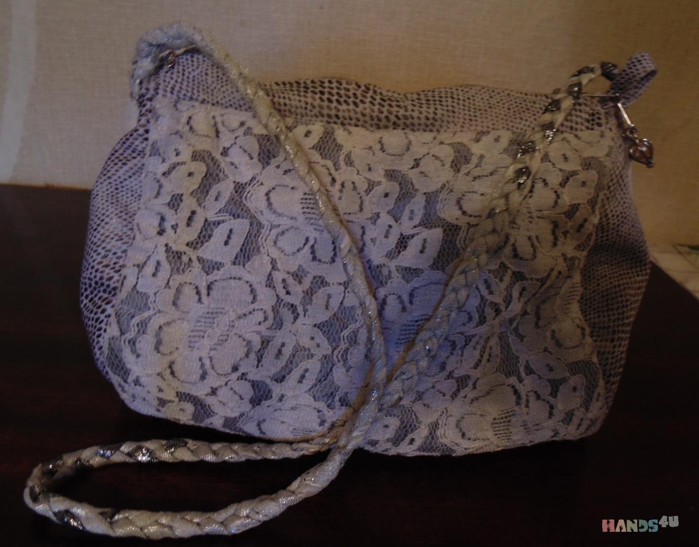 Шитые сумки мастер класс идеи #11