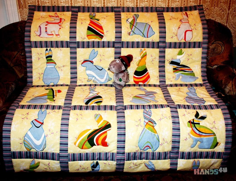 Печворкинг своими руками схемы одеяла