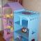 Купить Домик для друзей, Кукольный дом, Куклы и игрушки ручной работы. Мастер Елена Криницкая (domdlyakukol) . парковка для машинок