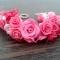 Купить браслет Миллион алых роз , Полимерная глина, Браслеты, Украшения ручной работы. Мастер Лариса Соколова (LaraPlus) .