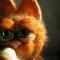 Купить Гарфилд, Коты, Зверята, Куклы и игрушки ручной работы. Мастер   (KotoFeya) . интерьерная игрушка