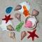 Купить Мыло Морские обитатели, Цветочное, Мыло, Косметика ручной работы. Мастер Анна Шустова (Ashustova) . мыло натуральное