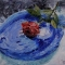 Купить Философский аппект, Натюрморт, Картины и панно ручной работы. Мастер Елена Гагарина (gagarinaart) . красные цветы