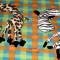 Купить Дорожные подушки Зебра Ефросинья и Жираф Иннокентий, Куклы и игрушки ручной работы. Мастер Юлия Карнаух (Neiroli) .