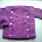 Купить Кофточка для девочки со сменным передом, Кофты, Одежда для девочек, Работы для детей ручной работы. Мастер Алёна Жилина (alyazhilina) . для девочки