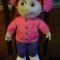 Метки: кукла куклы вязаные куклы крючком вязание крючком - Комментарии .  Мои Промокашки связаны пряжей Magic Baby...