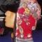 Купить стильная шапочка из Павлово-посадского платка, Шапки, Головные уборы, Аксессуары ручной работы. Мастер Лариса Хрястолова (Larcha) .