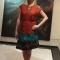 Купить Платье Этника, Платья, Одежда ручной работы. Мастер Ега Ирина (Yaga) . платье