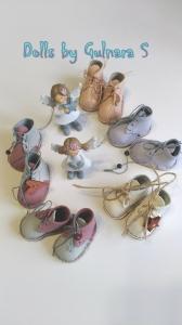 ботиночки для кукол