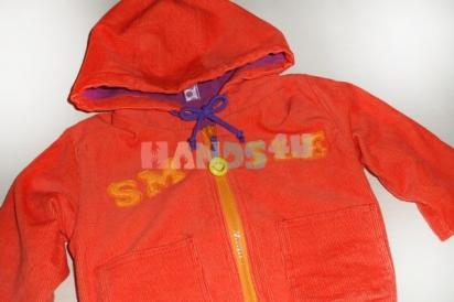 Мастер-класс: шьем своими руками детскую курточку-ветровку