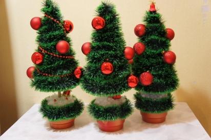 Новогодняя елка - 20 необычных идей