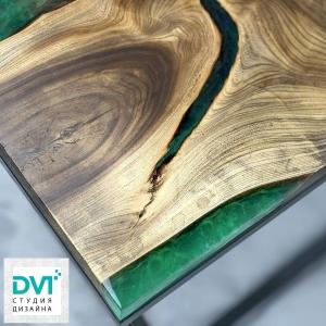 Какие породы деревьев используются в производстве столов из слэбов