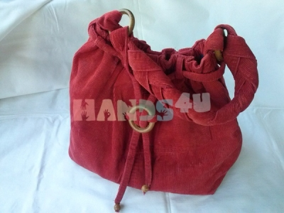 Мастер-класс: новая сумка из старой юбки