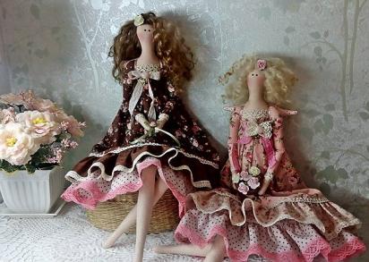 Кукла Тильда - история создания