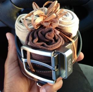 Подарок мужчине своими руками