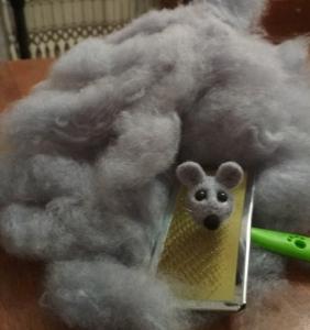 Как получить шерсть для валяния