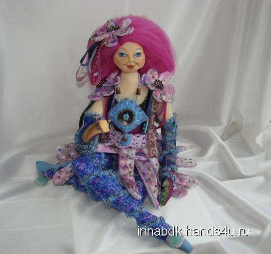 Купить Скульптурно-текстильная кукла Фелиция, Статуэтки, Для дома и интерьера ручной работы. Мастер Ирина Бадюкова (Irinabdk) . интерьерная кукла