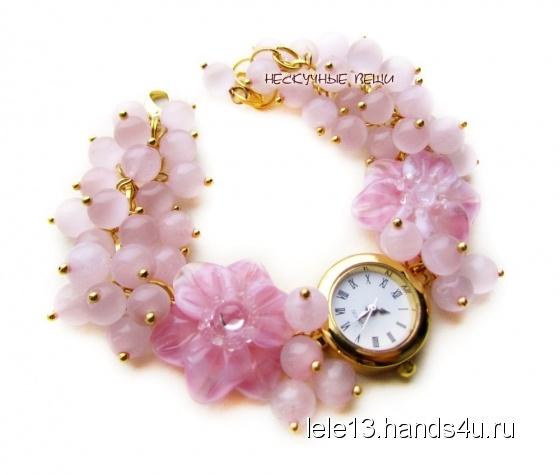 Купить Часы Фруктовый лёд , Часы, Украшения ручной работы. Мастер Нескучные вещи  (lele13) . часы