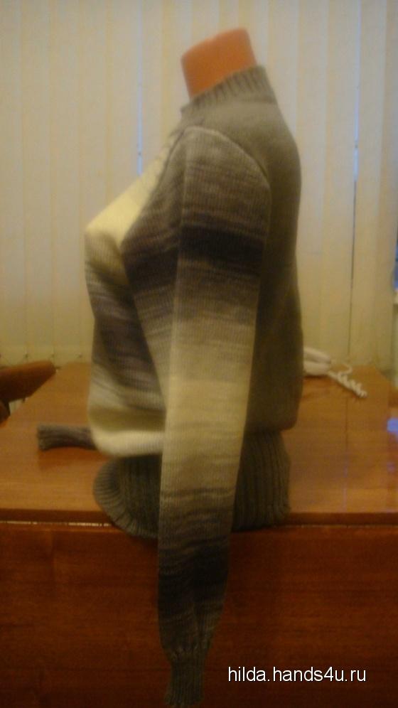 Купить джемпер из мохера, Джемпера, Кофты и свитера, Одежда ручной работы. Мастер Елена Воронина (hilda) . джемпер