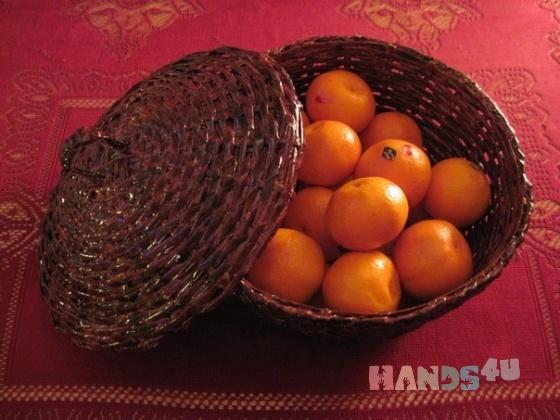 Купить вазочка, Для дома и интерьера ручной работы. Мастер Татьяна Панкратьева (Tanya40) .