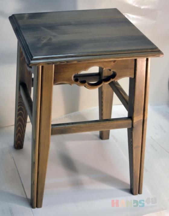 Купить Табурет, Табуретки, Мебель, Для дома и интерьера ручной работы. Мастер Алексей Фертков (Falex) .