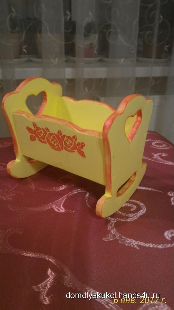 Купить Набор мебели для кукол 14 предметов, Дерево, Миниатюра, Куклы и игрушки ручной работы. Мастер Елена Криницкая (domdlyakukol) .
