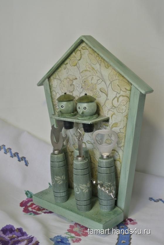Купить Кухонный набор, Наборы для кухни, Кухня, Для дома и интерьера ручной работы. Мастер Тамара Андреева (TamART) .