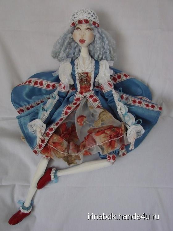 Купить Маковка, Текстильные, Коллекционные куклы, Куклы и игрушки ручной работы. Мастер Ирина Бадюкова (Irinabdk) . авторская