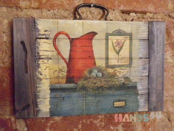 Купить Панно, Для дома и интерьера ручной работы. Мастер Лариса Аникина (Larisas) . дерево