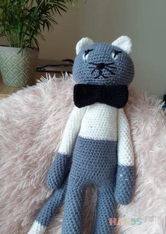 Купить Кот Мажор, Коты, Зверята, Куклы и игрушки ручной работы. Мастер Мария  (Mariya83) . вязаный кот