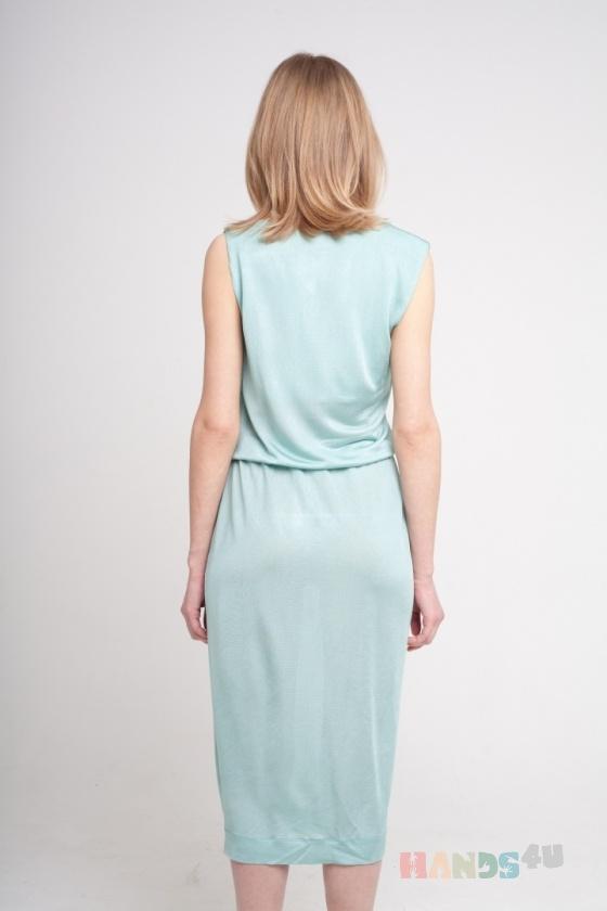 fbcb5786cee Платье в греческом стиле ментоловое ID 3688