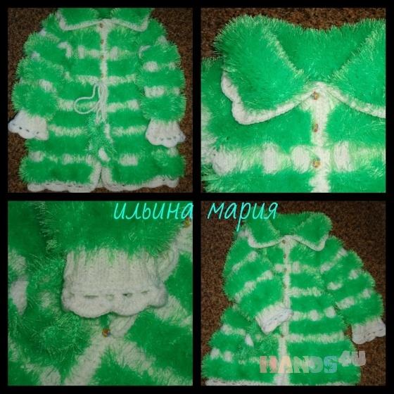Купить тёплая курточка, Куртки, Верхняя одежда, Одежда ручной работы. Мастер mari ilina (mariya) . курточка