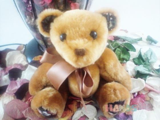 Купить Медвежонок, Мишки, Мишки Тедди, Куклы и игрушки ручной работы. Мастер Мария Мастерская Арника (handmademilo) .