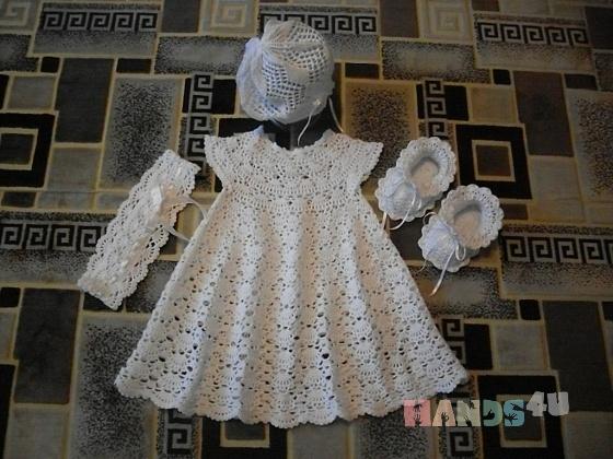 Купить Крестильный комплект Маленькая фея, Крестильные принадлежности, Работы для детей ручной работы. Мастер   (Olga300476) . крестильный комплект для девочки