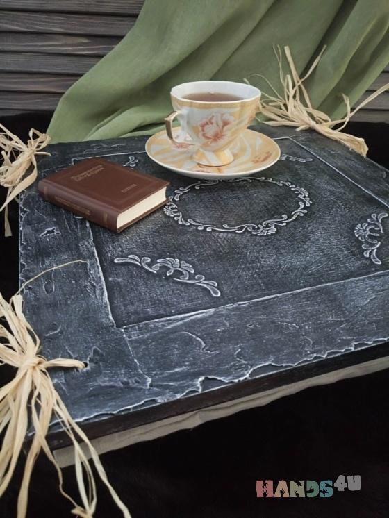 Купить Столик для ноутбука, Столы, Мебель, Для дома и интерьера ручной работы. Мастер Ольга Гурьянова (interoffice) .