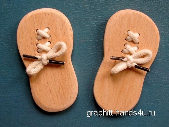 Купить Башмачки, Развивающие игрушки, Куклы и игрушки ручной работы. Мастер Алексей Барсуков (Graphitt) . деревянная игрушка