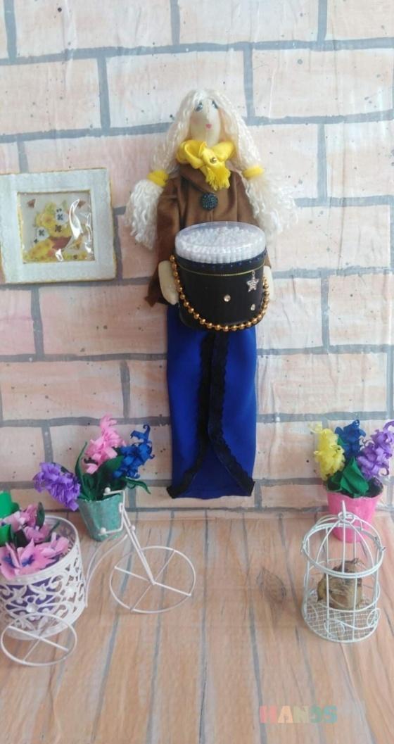 Купить Тильда органайзер, Куклы Тильды, Куклы и игрушки ручной работы. Мастер Елена Беликова (Belka-Lenka) . интерьерная кукла
