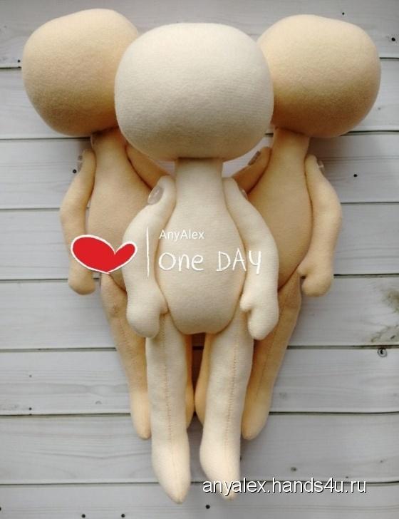 Купить Заготовка куклы 23 см, Вальдорфская игрушка, Куклы и игрушки ручной работы. Мастер   (AnyAlex) .