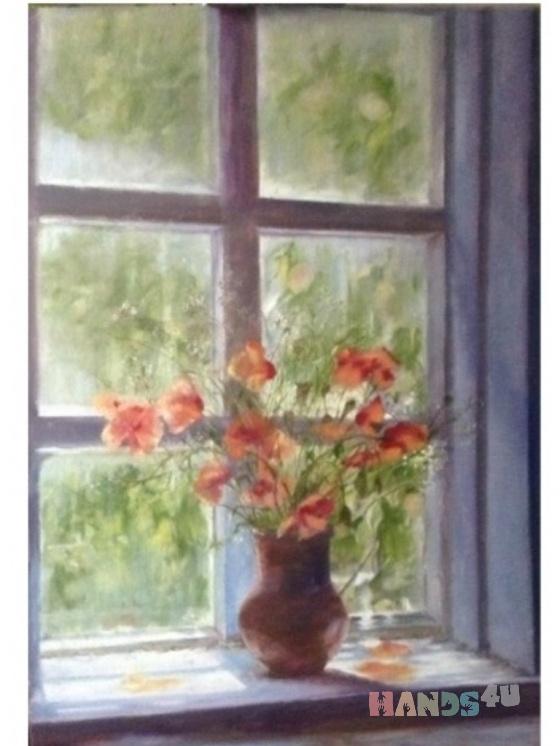 Купить Утро, Натюрморт, Картины и панно ручной работы. Мастер Геннадий Бох (Gennadiy) . картина натюрморт