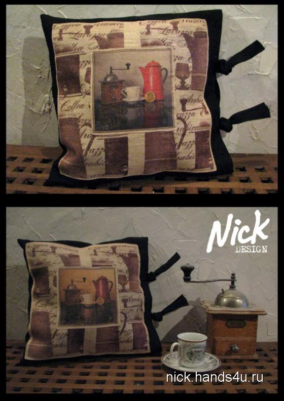 Купить подушка декоративная, Принты, Подушки, Текстиль, ковры, Для дома и интерьера ручной работы. Мастер Ник Масс (Nick) . декоративная подушка