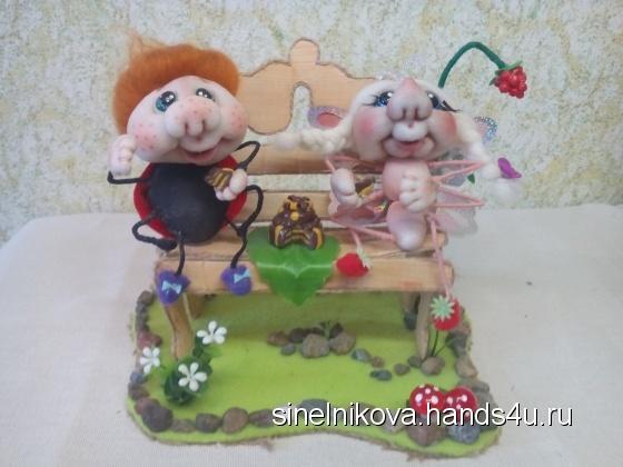Купить пикник, Кукольный дом, Куклы и игрушки ручной работы. Мастер светлана синельникова (sinelnikova) .