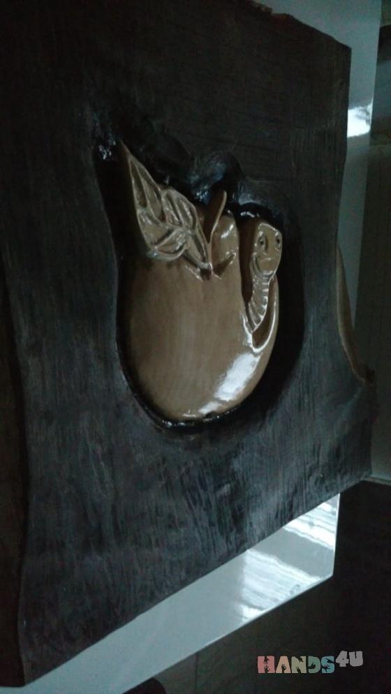 Купить Картина ручной работы резьба по дереву, Для дома и интерьера ручной работы. Мастер Светлана Солнечная (Soon) . резьба по дереву